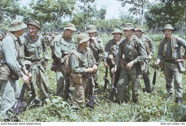 Australian Vietnam War loadout 177bb610