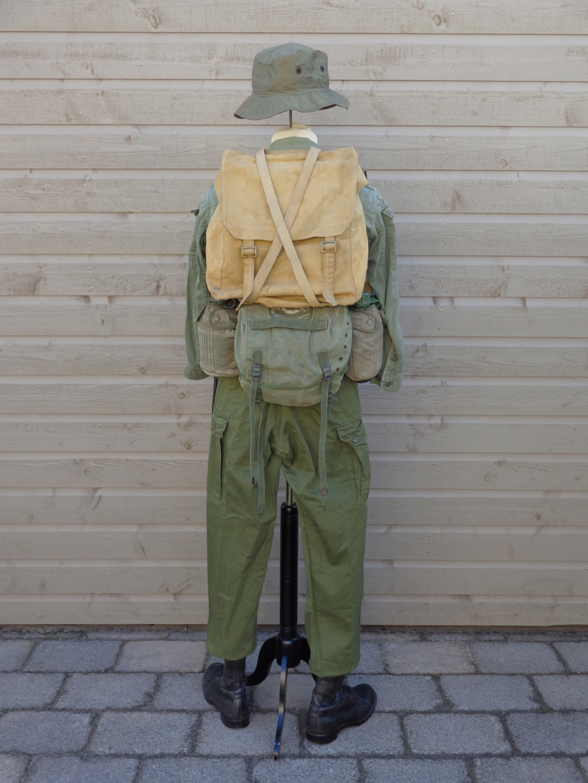 Australian Vietnam War loadout Austra11