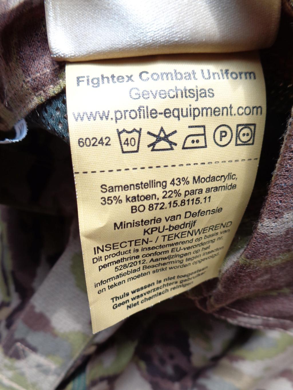 Dutch uniform and body armor as used in Mali, Fibrotex Fightex and Profile Equipment Moral SF, and more related gear (Profile, Diamondback) Dsc00032