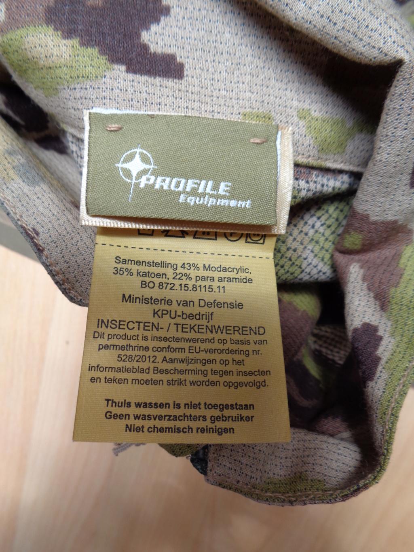 Dutch uniform and body armor as used in Mali, Fibrotex Fightex and Profile Equipment Moral SF, and more related gear (Profile, Diamondback) Dsc00033