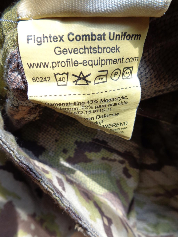 Dutch uniform and body armor as used in Mali, Fibrotex Fightex and Profile Equipment Moral SF, and more related gear (Profile, Diamondback) Dsc00037