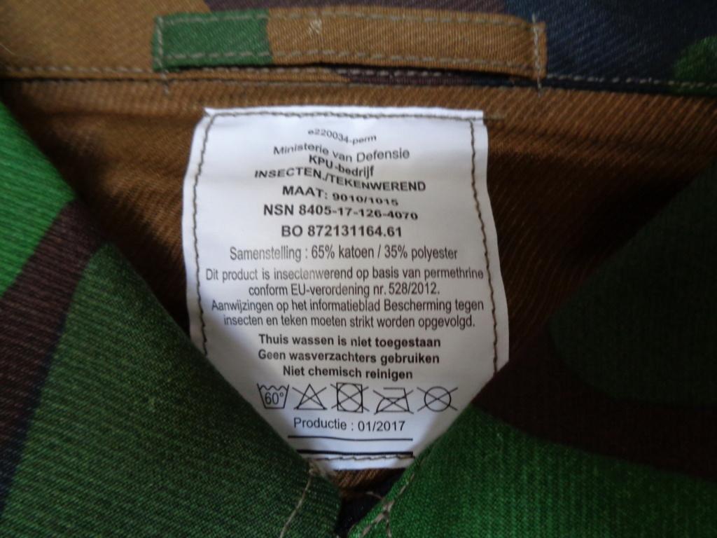 Dutch camo uniforms, newer versions from around 2008 onwards Dsc00048