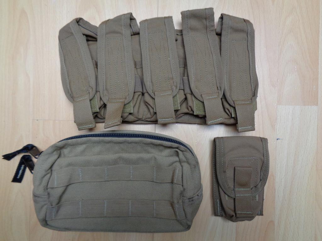 Dutch uniform and body armor as used in Mali, Fibrotex Fightex and Profile Equipment Moral SF, and more related gear (Profile, Diamondback) Dsc00139