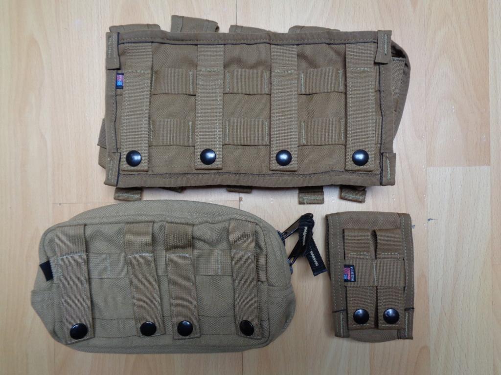 Dutch uniform and body armor as used in Mali, Fibrotex Fightex and Profile Equipment Moral SF, and more related gear (Profile, Diamondback) Dsc00140