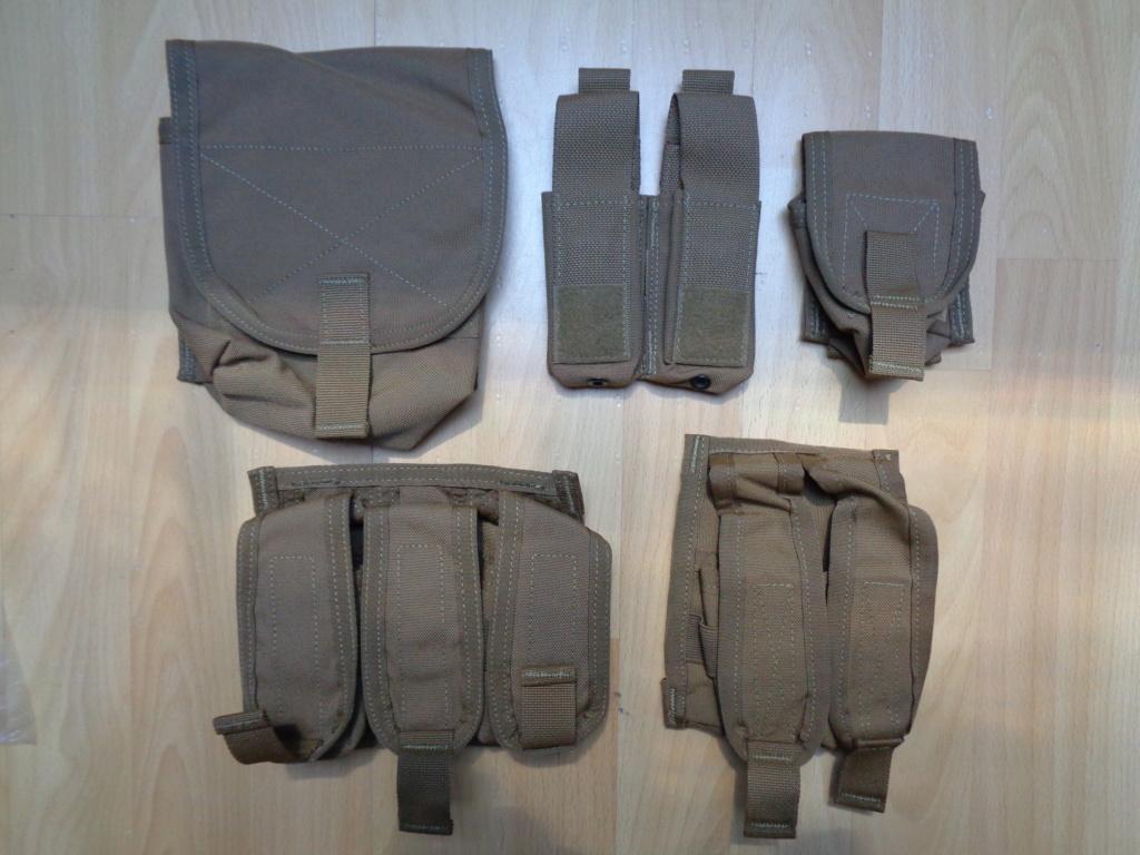 Dutch uniform and body armor as used in Mali, Fibrotex Fightex and Profile Equipment Moral SF, and more related gear (Profile, Diamondback) Dsc00212
