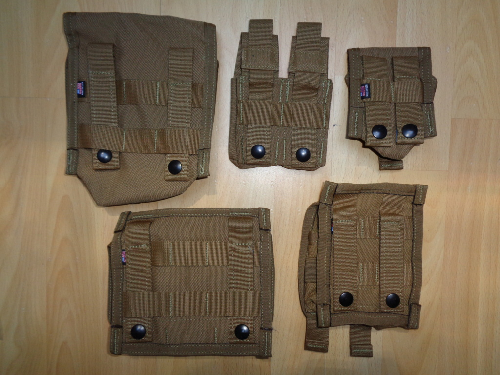 Dutch uniform and body armor as used in Mali, Fibrotex Fightex and Profile Equipment Moral SF, and more related gear (Profile, Diamondback) Dsc00213