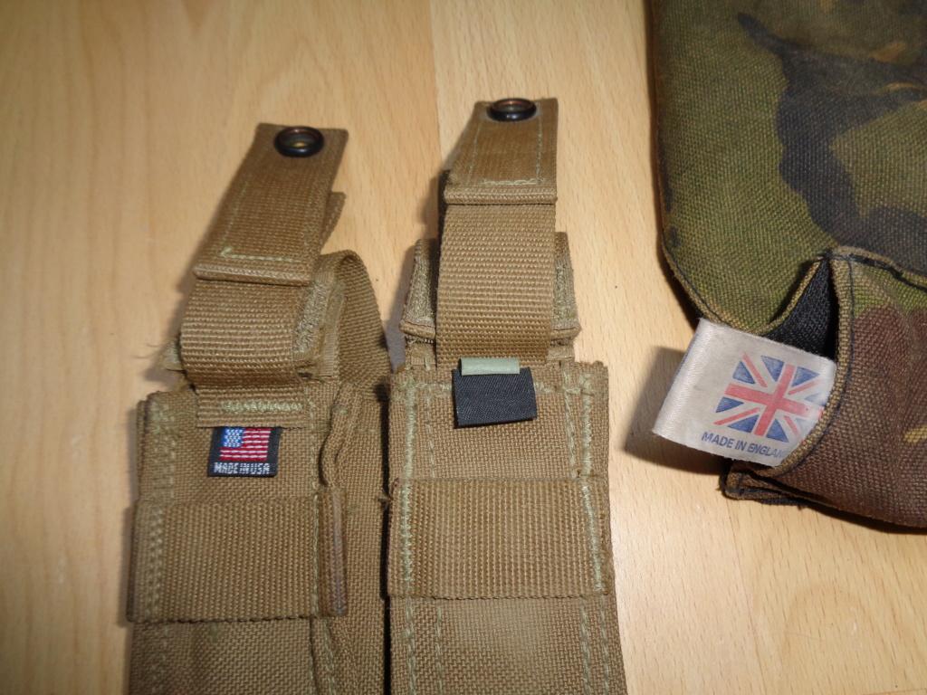 Dutch uniform and body armor as used in Mali, Fibrotex Fightex and Profile Equipment Moral SF, and more related gear (Profile, Diamondback) Dsc00220