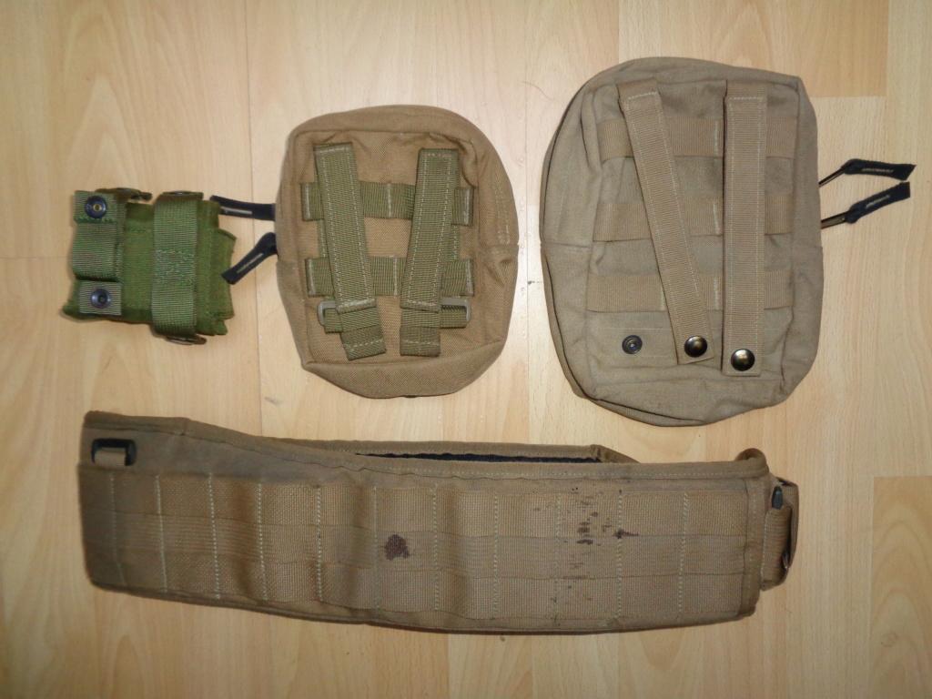 Dutch uniform and body armor as used in Mali, Fibrotex Fightex and Profile Equipment Moral SF, and more related gear (Profile, Diamondback) Dsc00722