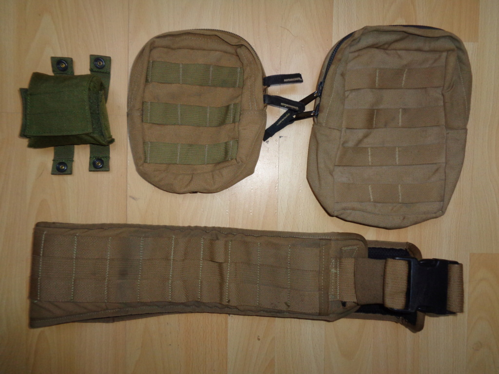 Dutch uniform and body armor as used in Mali, Fibrotex Fightex and Profile Equipment Moral SF, and more related gear (Profile, Diamondback) Dsc00723