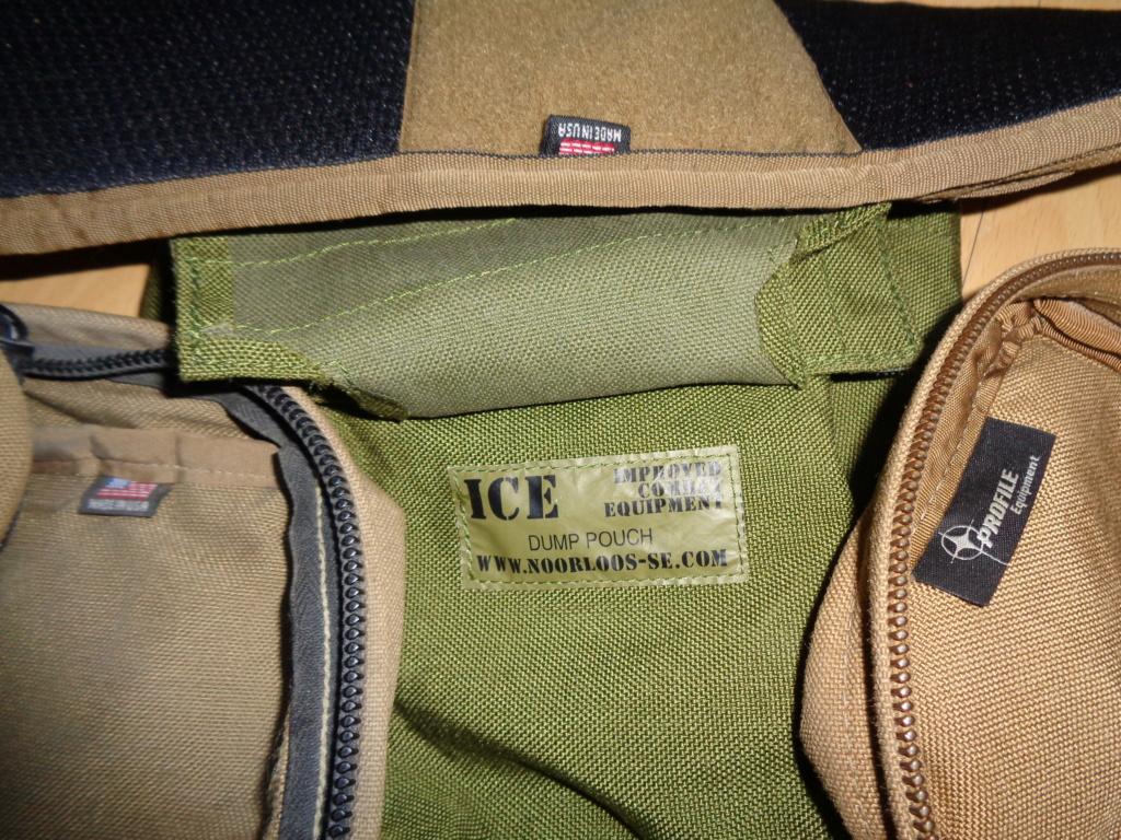 Dutch uniform and body armor as used in Mali, Fibrotex Fightex and Profile Equipment Moral SF, and more related gear (Profile, Diamondback) Dsc00724