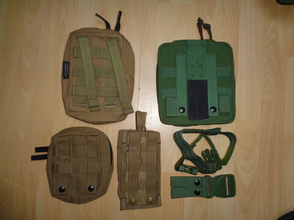 Dutch uniform and body armor as used in Mali, Fibrotex Fightex and Profile Equipment Moral SF, and more related gear (Profile, Diamondback) Dsc00825