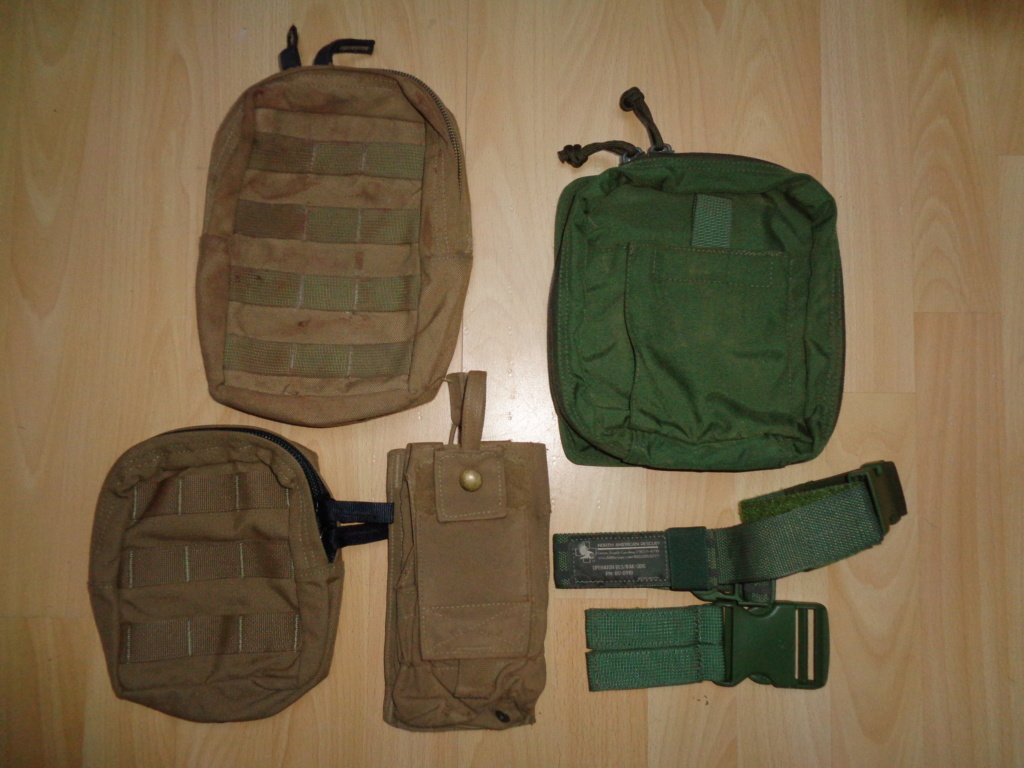Dutch uniform and body armor as used in Mali, Fibrotex Fightex and Profile Equipment Moral SF, and more related gear (Profile, Diamondback) Dsc00826
