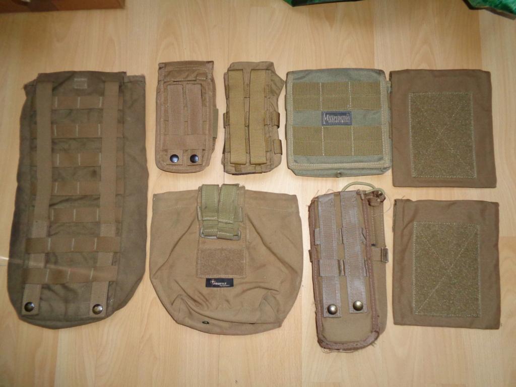 Dutch uniform and body armor as used in Mali, Fibrotex Fightex and Profile Equipment Moral SF, and more related gear (Profile, Diamondback) Dsc00944