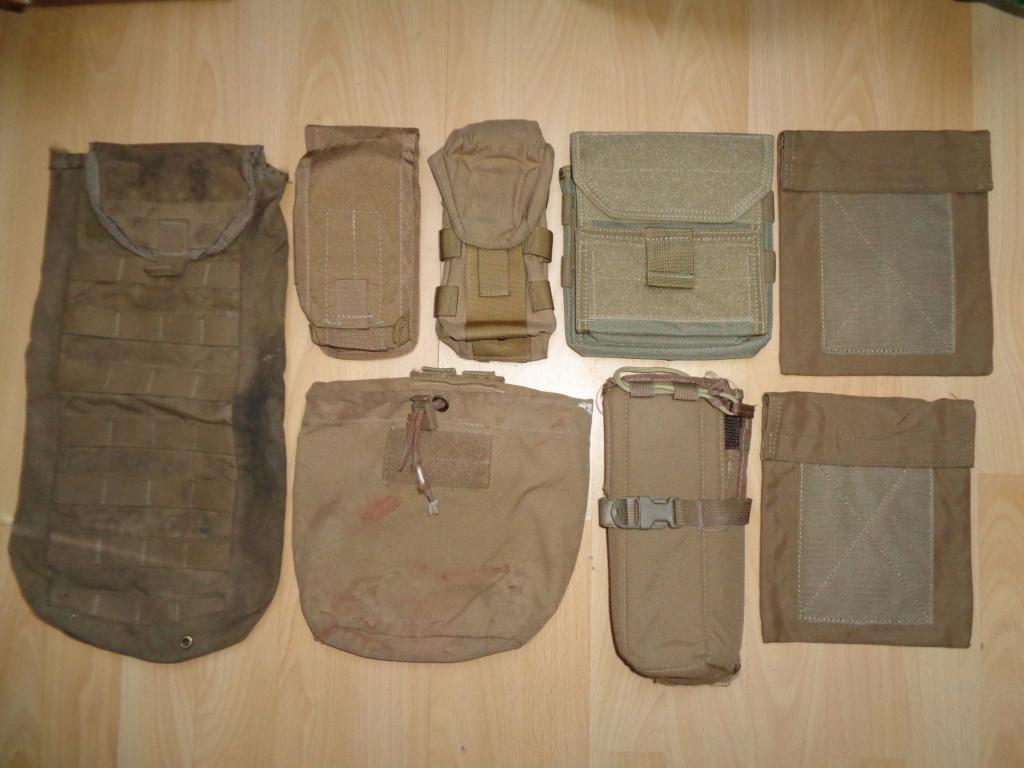 Dutch uniform and body armor as used in Mali, Fibrotex Fightex and Profile Equipment Moral SF, and more related gear (Profile, Diamondback) Dsc00945