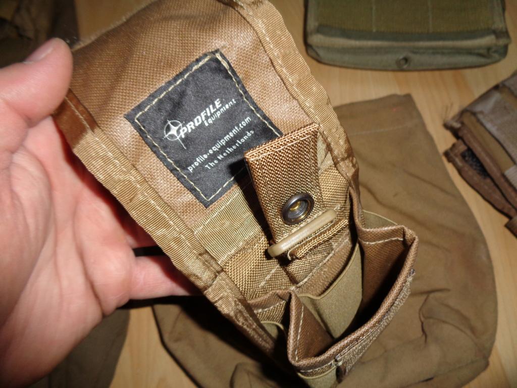 Dutch uniform and body armor as used in Mali, Fibrotex Fightex and Profile Equipment Moral SF, and more related gear (Profile, Diamondback) Dsc00946