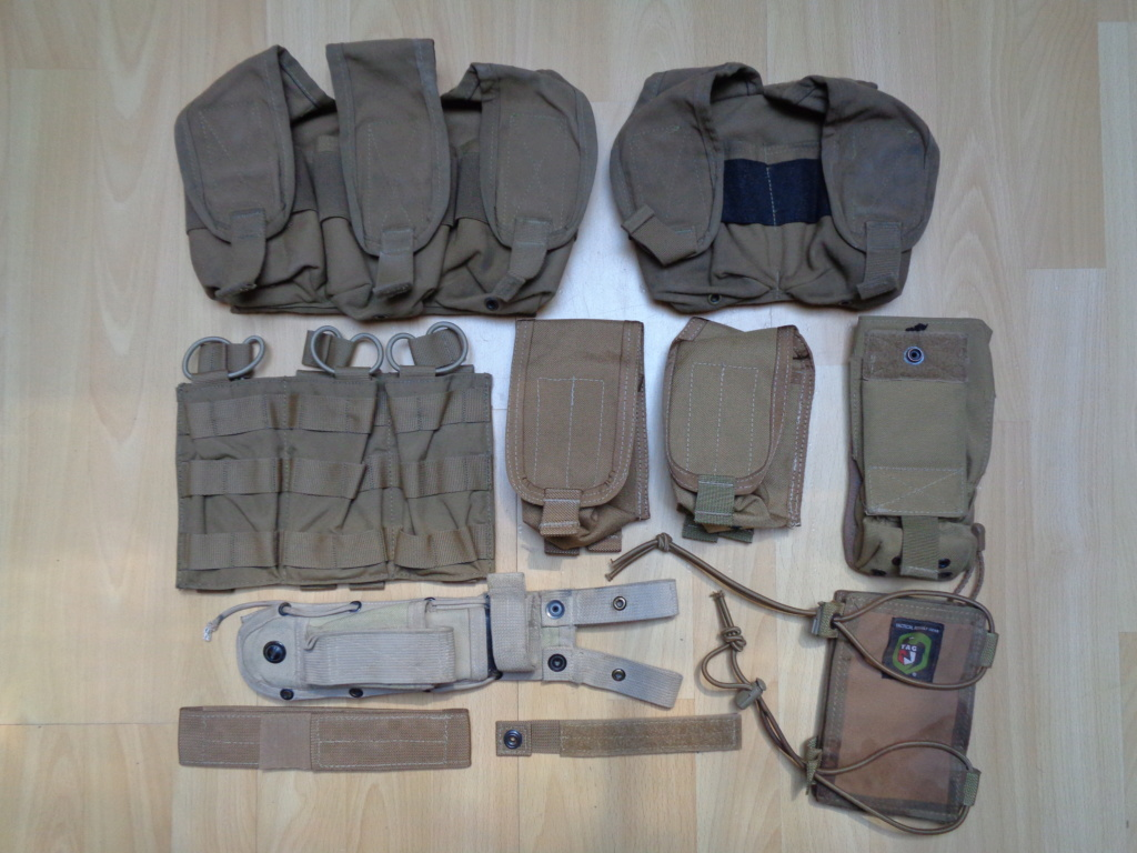 Dutch uniform and body armor as used in Mali, Fibrotex Fightex and Profile Equipment Moral SF, and more related gear (Profile, Diamondback) Dsc01030