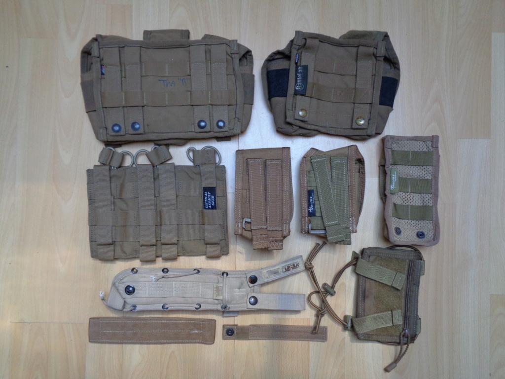 Dutch uniform and body armor as used in Mali, Fibrotex Fightex and Profile Equipment Moral SF, and more related gear (Profile, Diamondback) Dsc01031