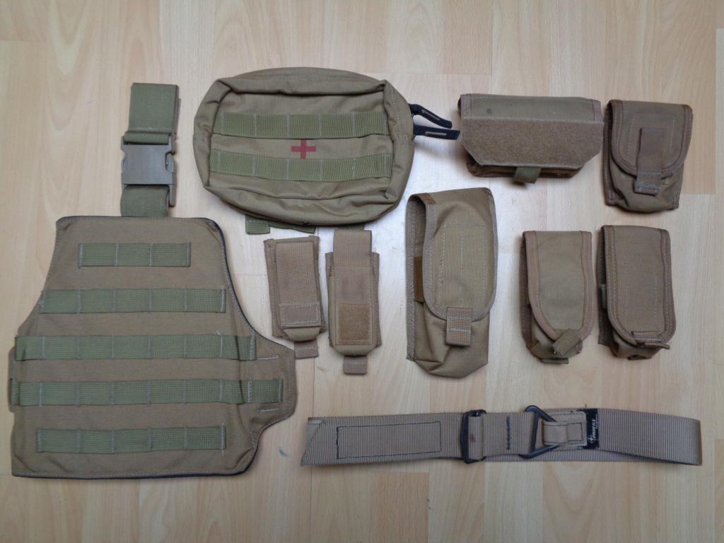 Dutch uniform and body armor as used in Mali, Fibrotex Fightex and Profile Equipment Moral SF, and more related gear (Profile, Diamondback) Dsc01218