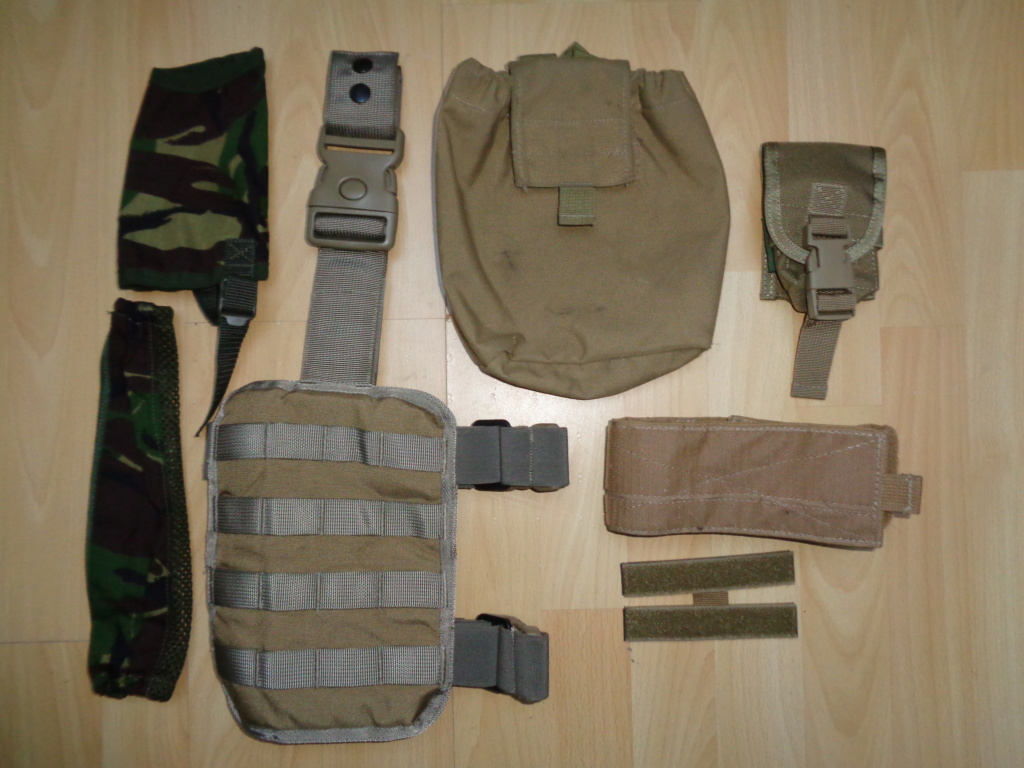Dutch uniform and body armor as used in Mali, Fibrotex Fightex and Profile Equipment Moral SF, and more related gear (Profile, Diamondback) Dsc01325
