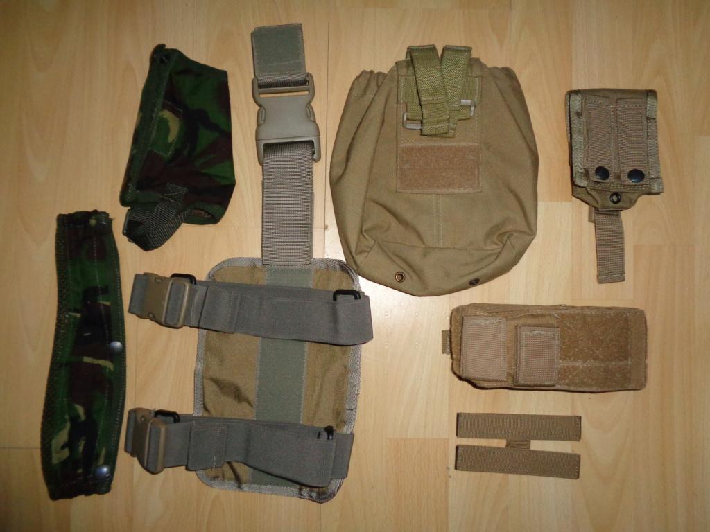 Dutch uniform and body armor as used in Mali, Fibrotex Fightex and Profile Equipment Moral SF, and more related gear (Profile, Diamondback) Dsc01326