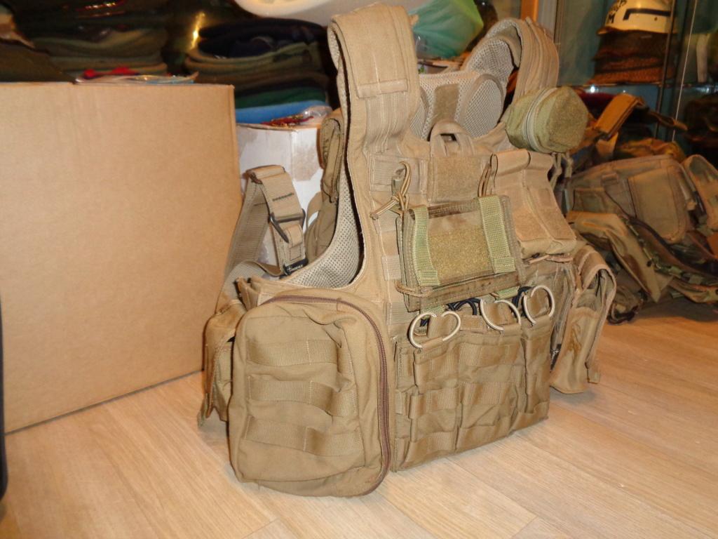 Dutch uniform and body armor as used in Mali, Fibrotex Fightex and Profile Equipment Moral SF, and more related gear (Profile, Diamondback) Dsc01330