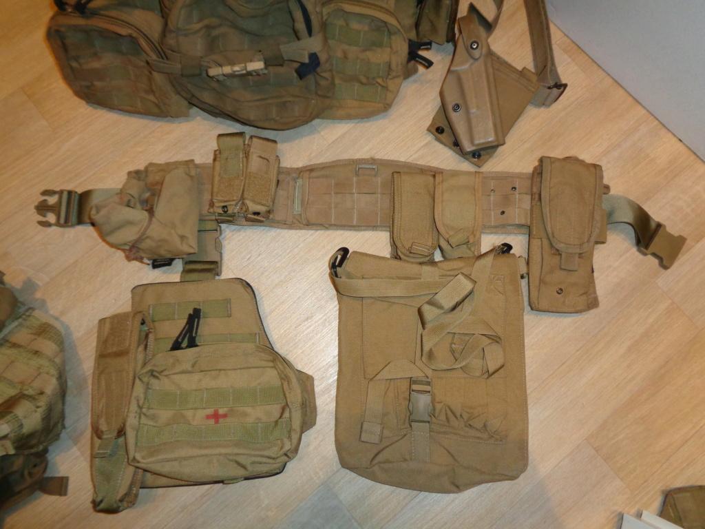 Dutch uniform and body armor as used in Mali, Fibrotex Fightex and Profile Equipment Moral SF, and more related gear (Profile, Diamondback) Dsc01333