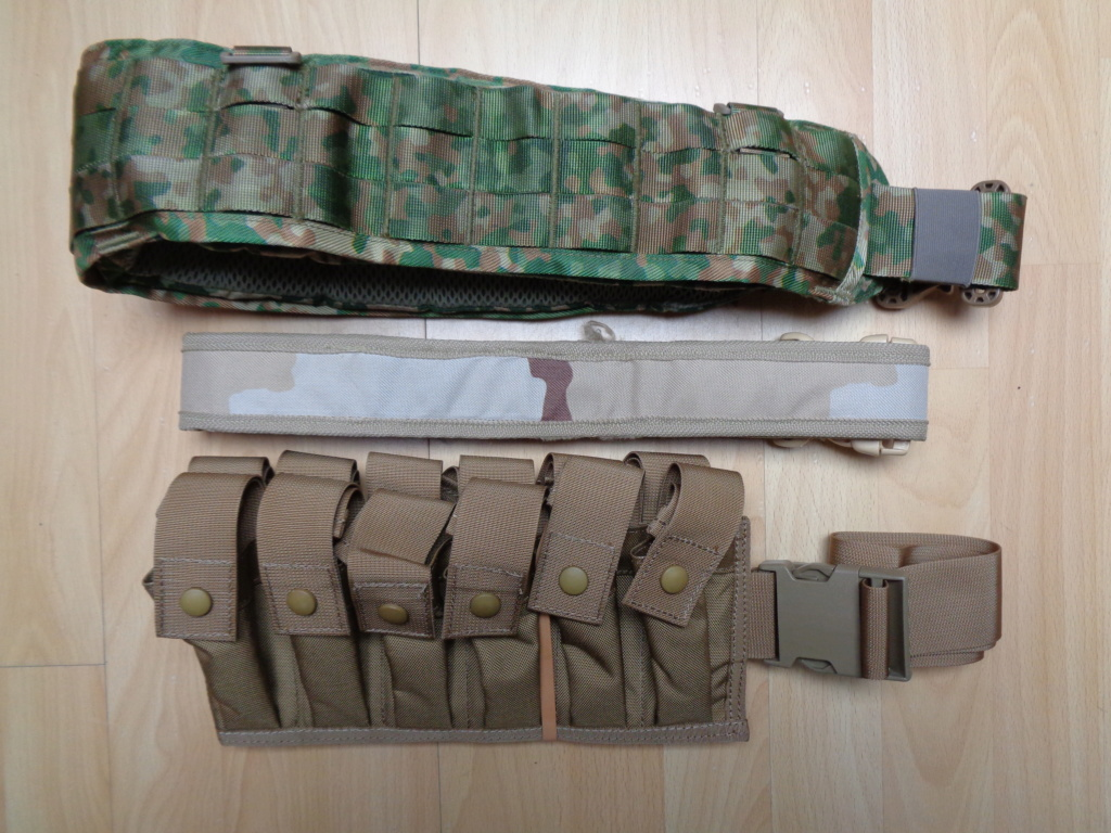 Dutch uniform and body armor as used in Mali, Fibrotex Fightex and Profile Equipment Moral SF, and more related gear (Profile, Diamondback) Dsc01430