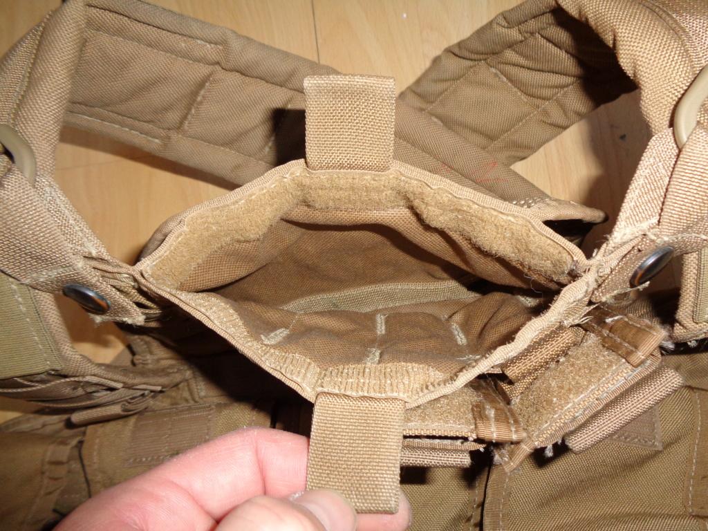 Dutch uniform and body armor as used in Mali, Fibrotex Fightex and Profile Equipment Moral SF, and more related gear (Profile, Diamondback) Dsc01520