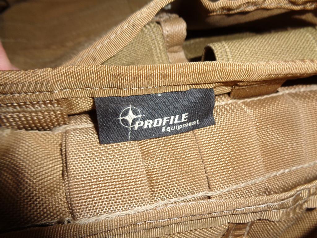 Dutch uniform and body armor as used in Mali, Fibrotex Fightex and Profile Equipment Moral SF, and more related gear (Profile, Diamondback) Dsc01528