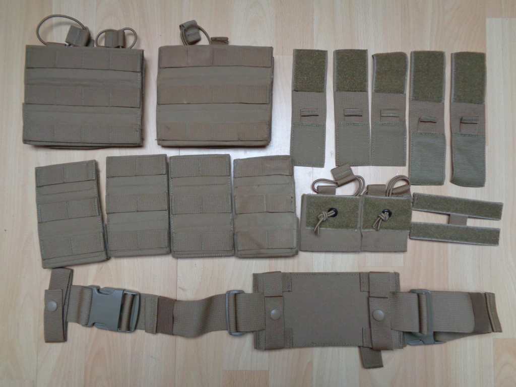 Dutch uniform and body armor as used in Mali, Fibrotex Fightex and Profile Equipment Moral SF, and more related gear (Profile, Diamondback) Dsc02124