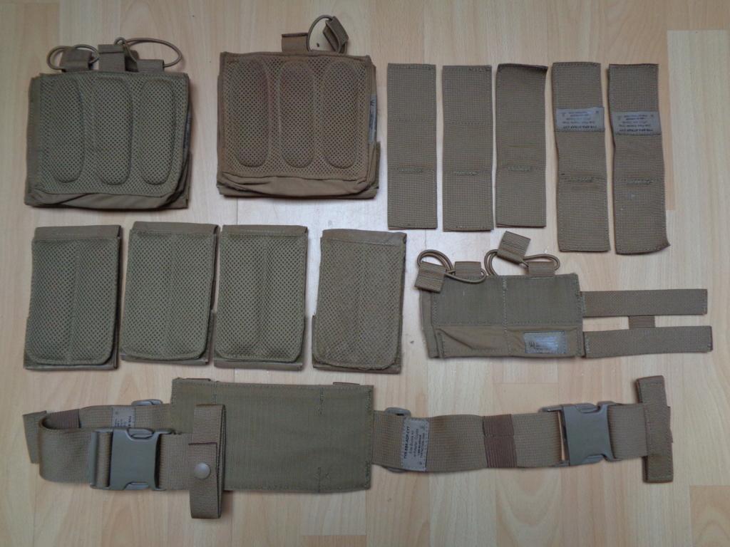 Dutch uniform and body armor as used in Mali, Fibrotex Fightex and Profile Equipment Moral SF, and more related gear (Profile, Diamondback) Dsc02126