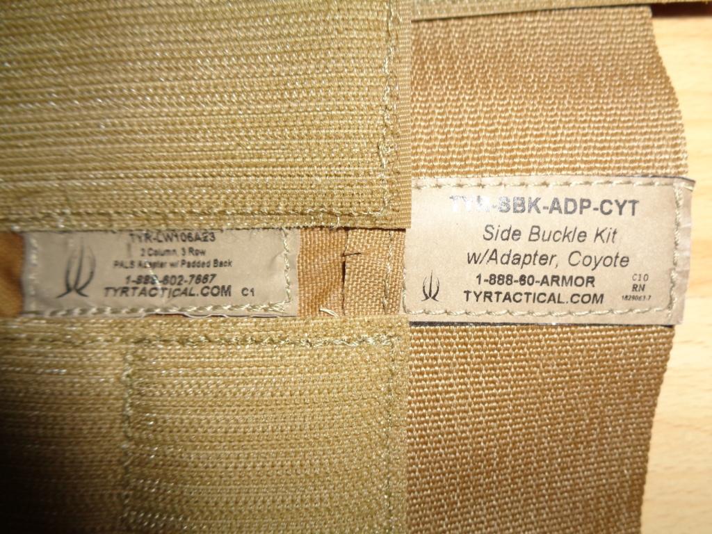 Dutch uniform and body armor as used in Mali, Fibrotex Fightex and Profile Equipment Moral SF, and more related gear (Profile, Diamondback) Dsc02129