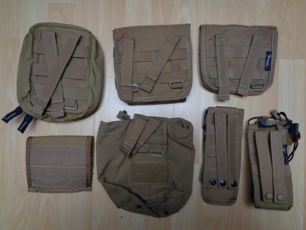 Dutch uniform and body armor as used in Mali, Fibrotex Fightex and Profile Equipment Moral SF, and more related gear (Profile, Diamondback) Dsc02132