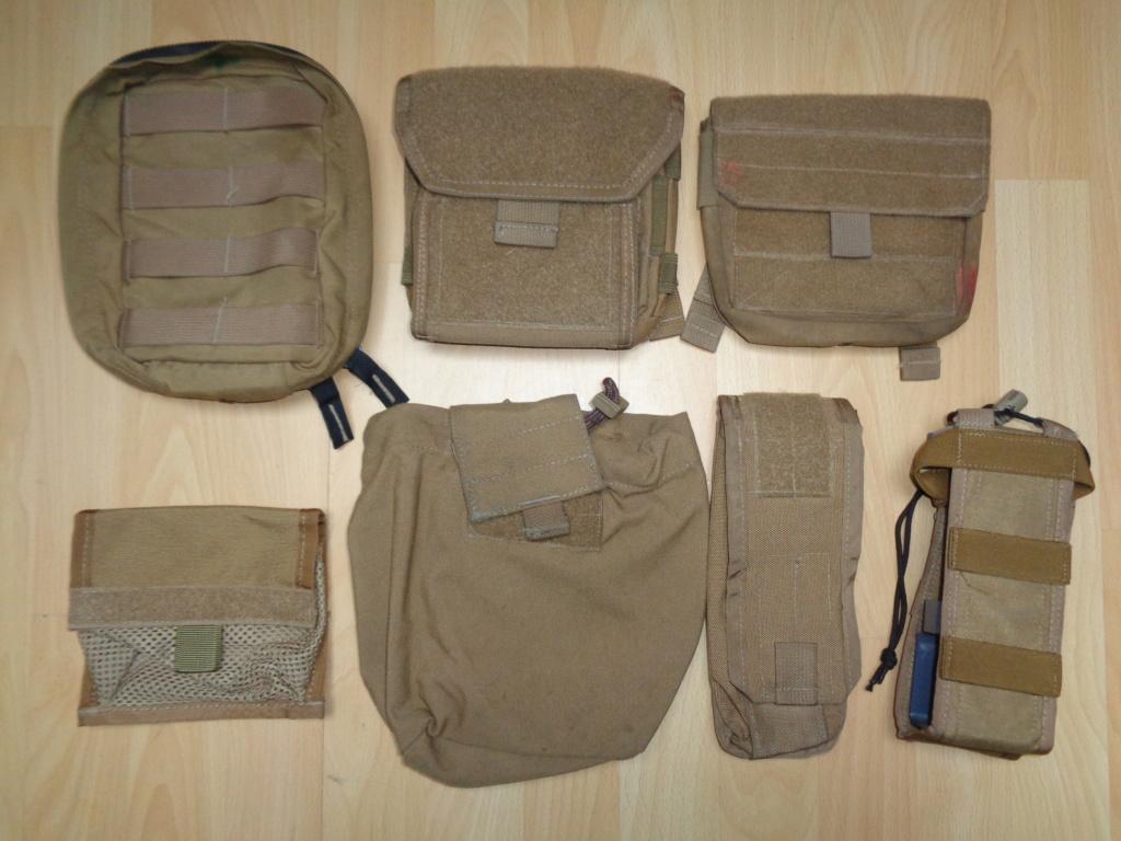Dutch uniform and body armor as used in Mali, Fibrotex Fightex and Profile Equipment Moral SF, and more related gear (Profile, Diamondback) Dsc02133