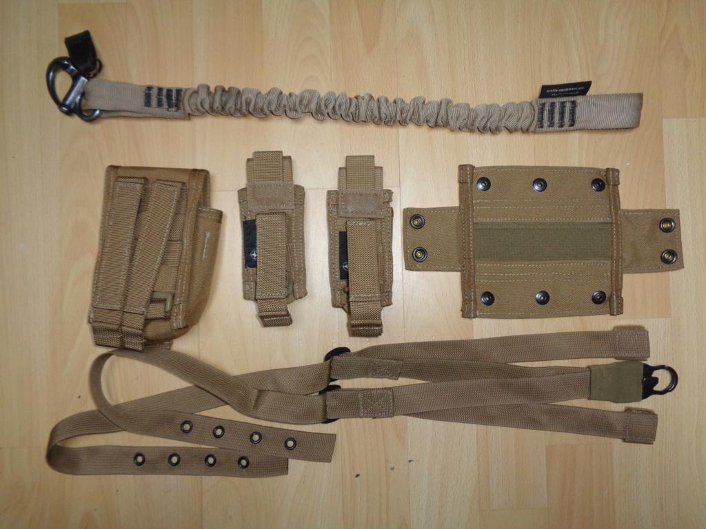 Dutch uniform and body armor as used in Mali, Fibrotex Fightex and Profile Equipment Moral SF, and more related gear (Profile, Diamondback) Dsc02135
