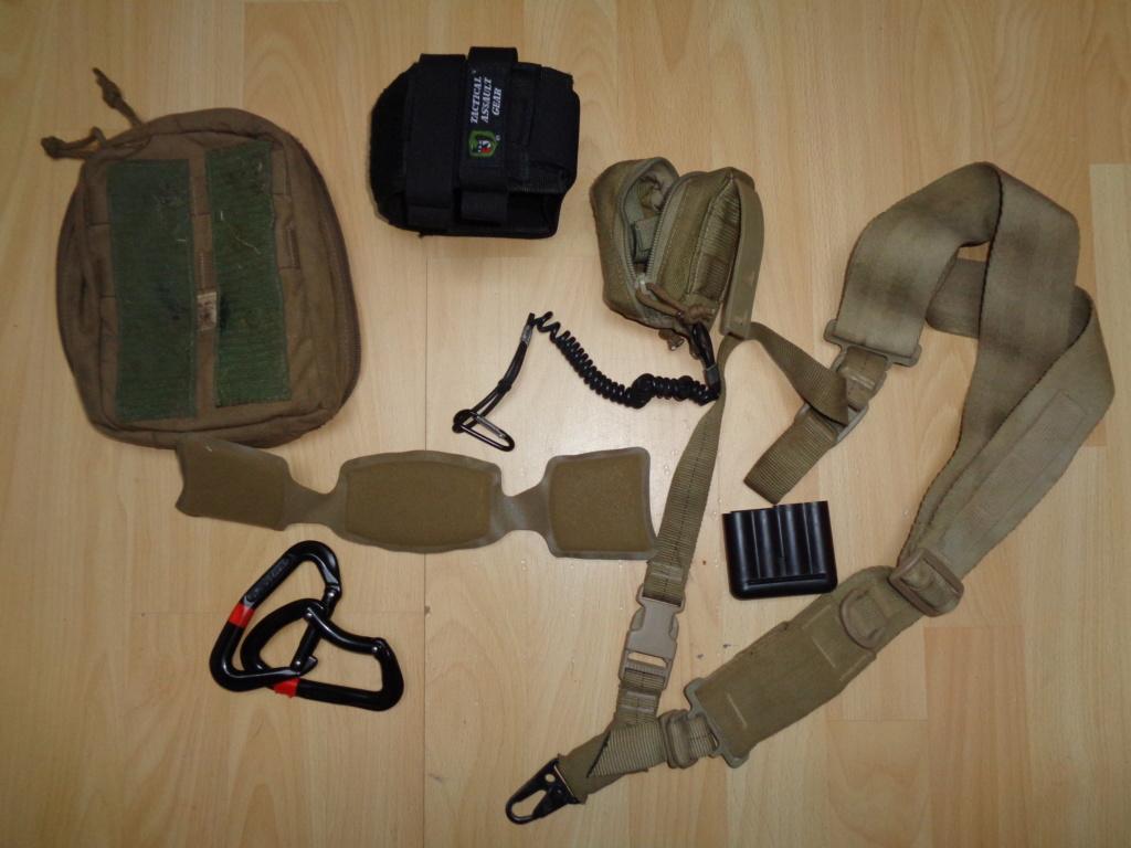 Dutch uniform and body armor as used in Mali, Fibrotex Fightex and Profile Equipment Moral SF, and more related gear (Profile, Diamondback) Dsc02151