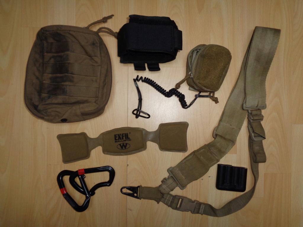 Dutch uniform and body armor as used in Mali, Fibrotex Fightex and Profile Equipment Moral SF, and more related gear (Profile, Diamondback) Dsc02152