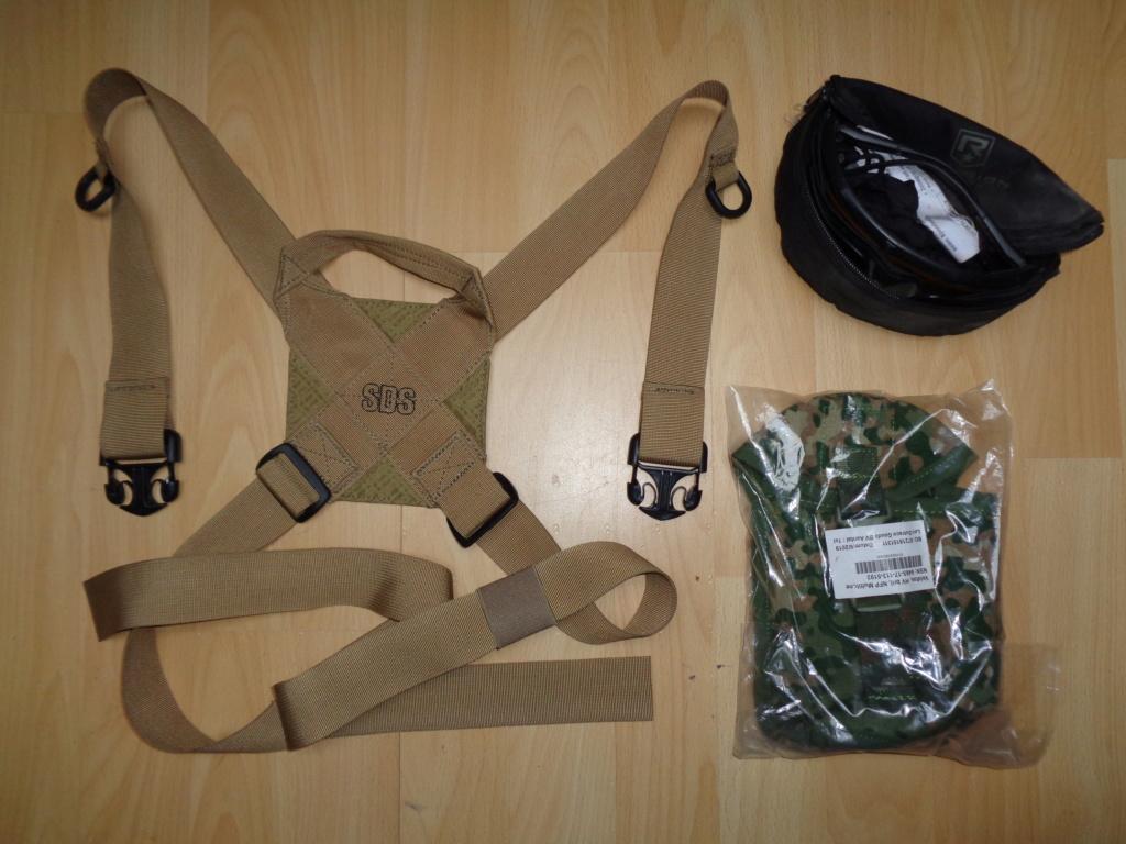 Dutch uniform and body armor as used in Mali, Fibrotex Fightex and Profile Equipment Moral SF, and more related gear (Profile, Diamondback) Dsc02161