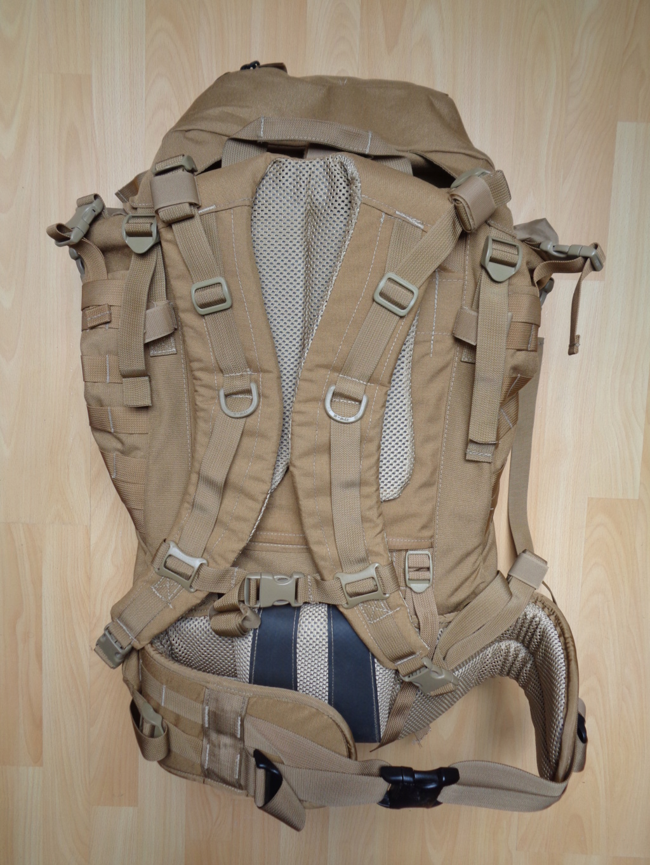Dutch uniform and body armor as used in Mali, Fibrotex Fightex and Profile Equipment Moral SF, and more related gear (Profile, Diamondback) Dsc02211