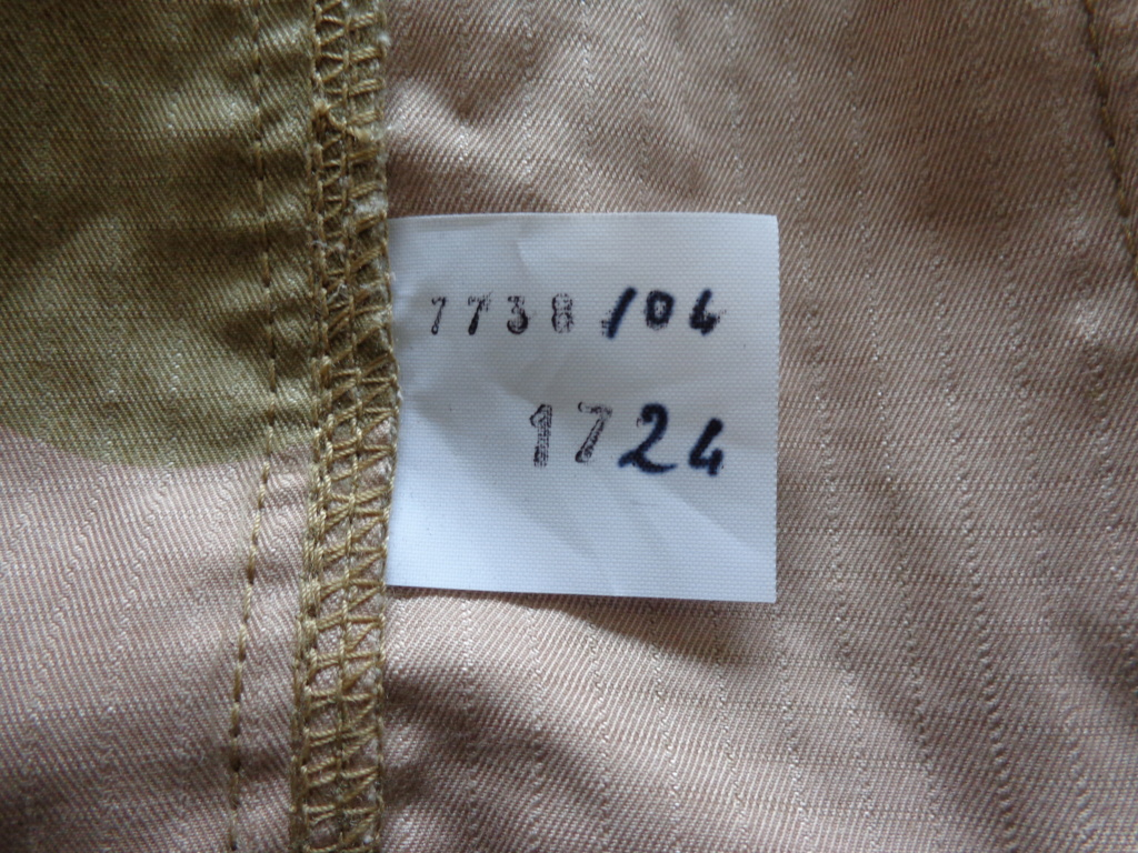 Dutch camo uniforms, newer versions from around 2008 onwards Dsc05420