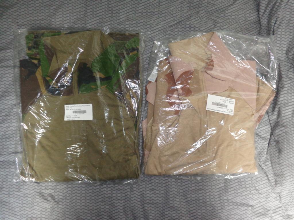Dutch camo uniforms, newer versions from around 2008 onwards Dsc05432