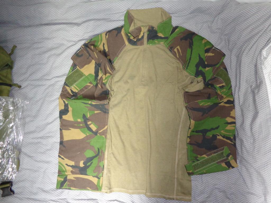 Dutch camo uniforms, newer versions from around 2008 onwards Dsc05436
