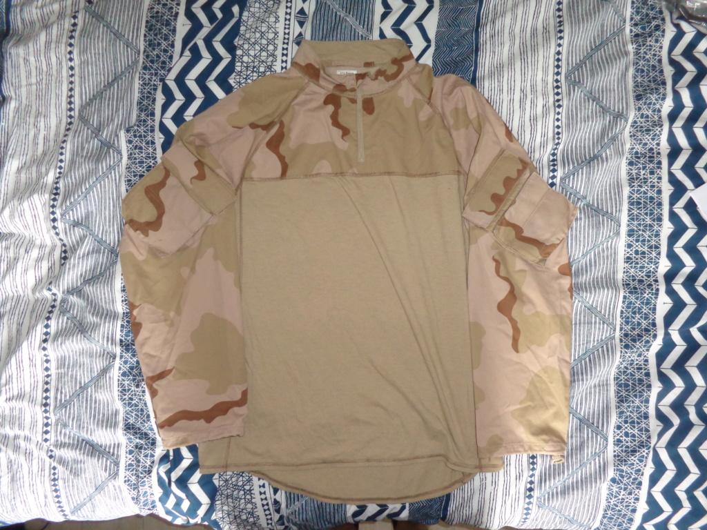 Dutch camo uniforms, newer versions from around 2008 onwards Dsc05437