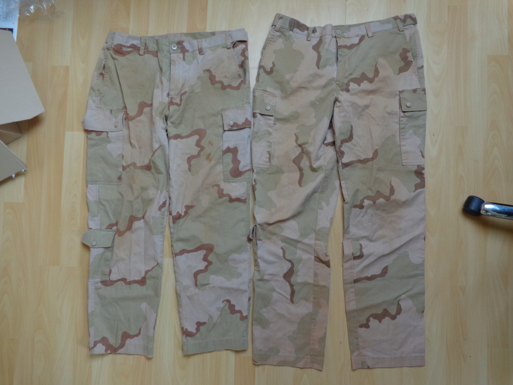 Dutch camo uniforms, newer versions from around 2008 onwards Dsc05440