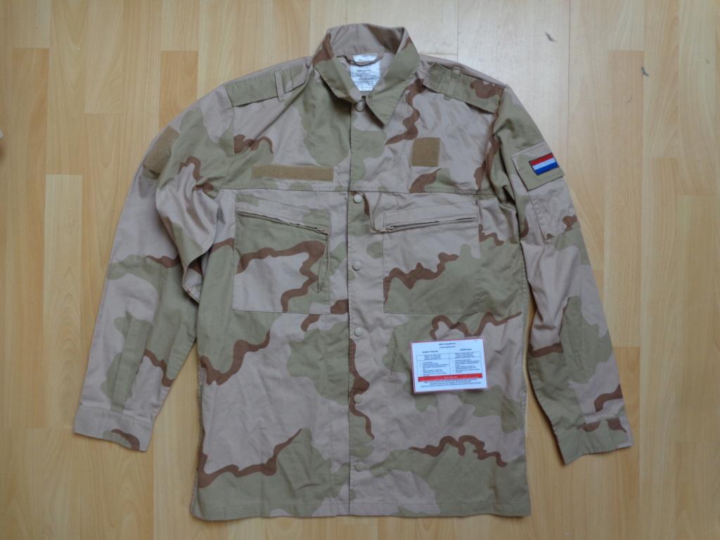 Dutch camo uniforms, newer versions from around 2008 onwards Dsc05441
