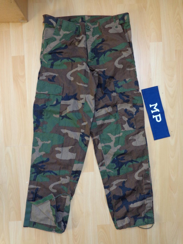 Dutch camo uniforms, newer versions from around 2008 onwards Dsc05530