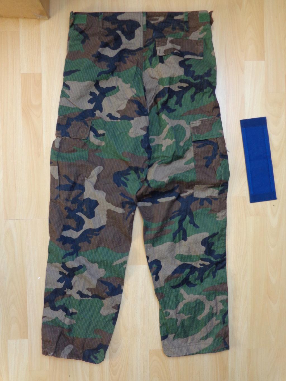 Dutch camo uniforms, newer versions from around 2008 onwards Dsc05531