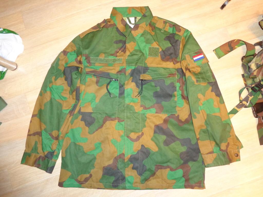 Dutch camo uniforms, newer versions from around 2008 onwards Dsc05629