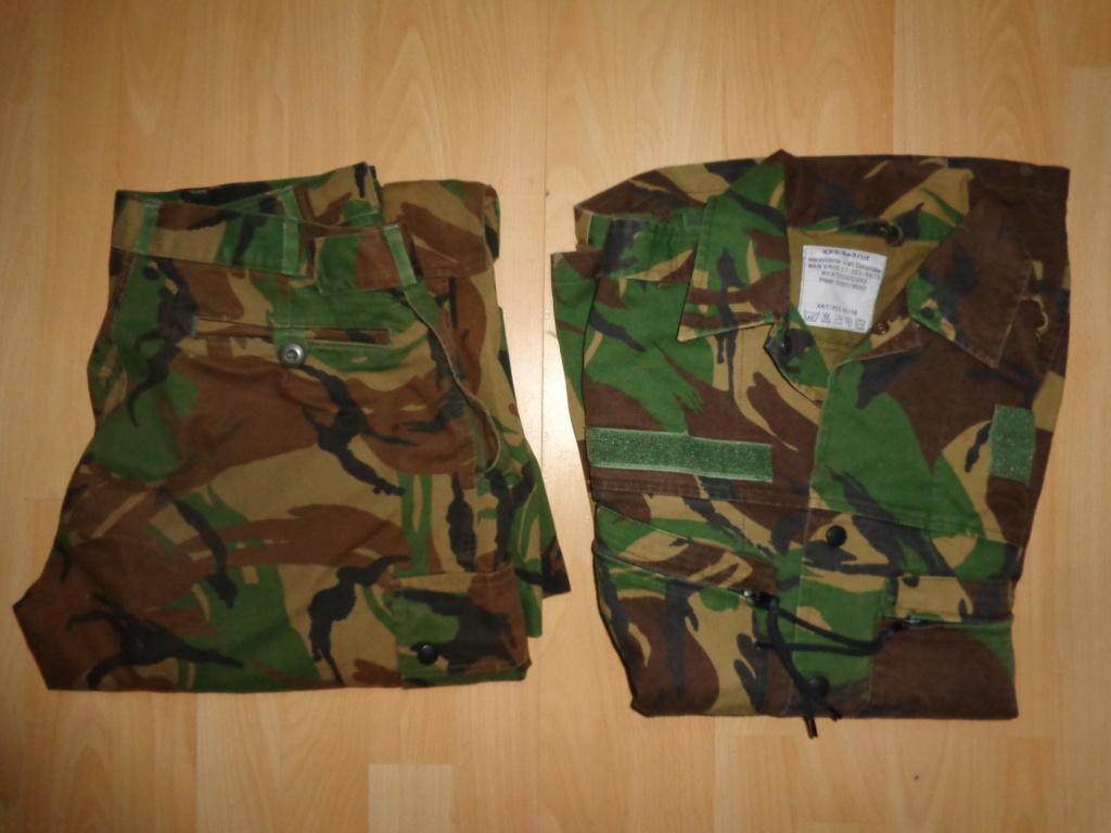 Dutch camo uniforms, newer versions from around 2008 onwards Dsc05721