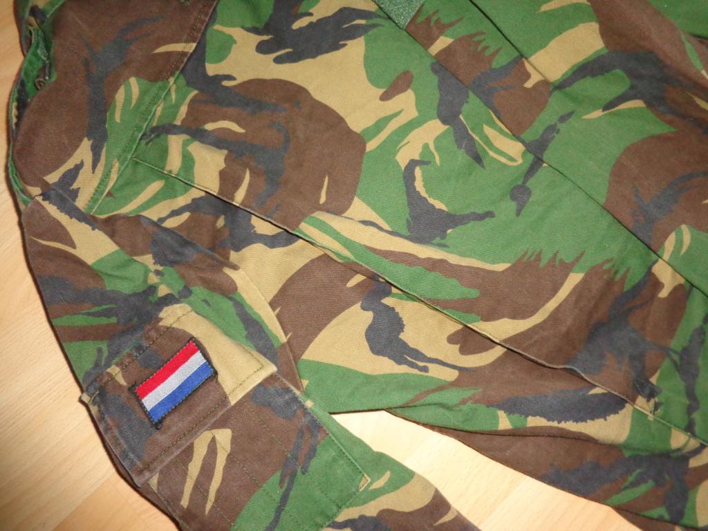 Dutch camo uniforms, newer versions from around 2008 onwards Dsc05724